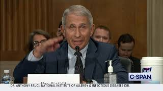 Dr. Anthony Fauci: \