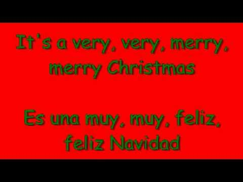 Glee - Extraordinary merry Christmas (lyrics & traduccion en español)