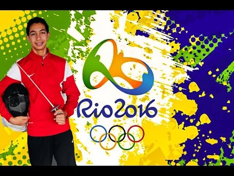 Mohamed Hamza - Young Pharaoh's Road To Rio Olympics 2016