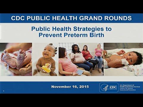 Public Health Strategies to Prevent Preterm Birth