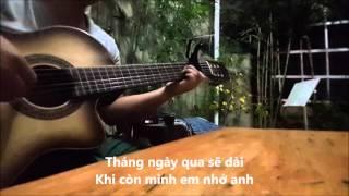 Những ngày mưa (Guitar solo)