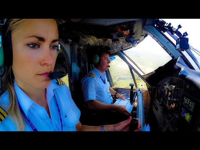 Marias Love for Aviation + Tips for Female Pilots