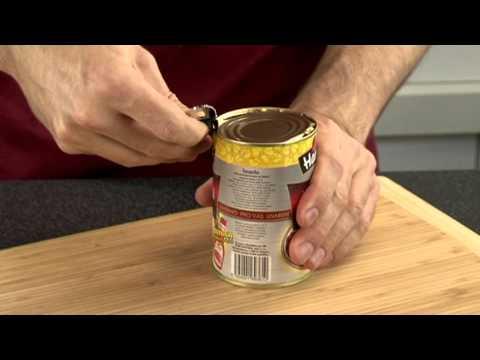 Compact can opener TESCOMA PRESTO