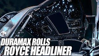 Duramax With Rolls Royce Headliner!