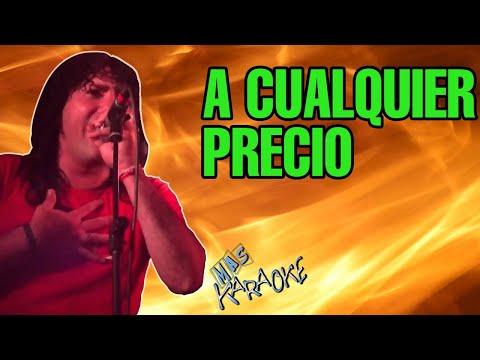 LOS CHICOS ORLY - A CUALQUIER PRECIO (KARAOKE)