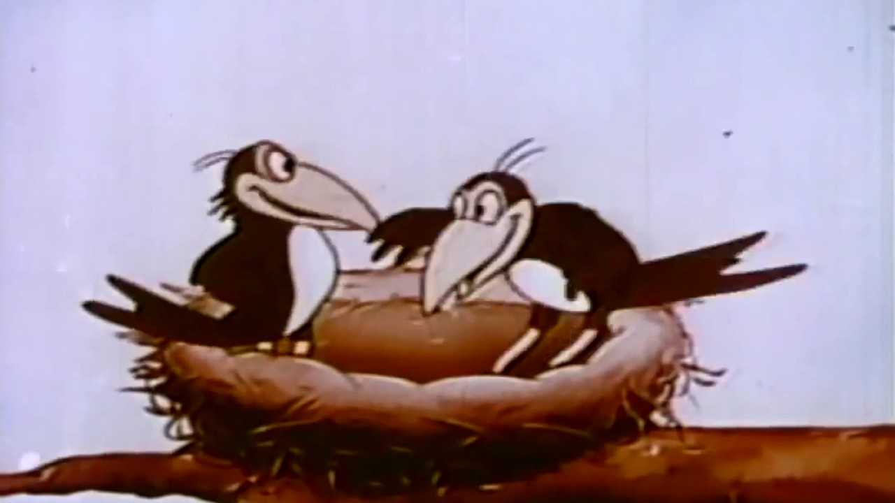 Heckle Jeckle Cartoon After You Wiring Diagrams Caig Cw100p Circuit Writer Conductive Ink Pen And The Talking Magpies 1946 Youtube Rh Com