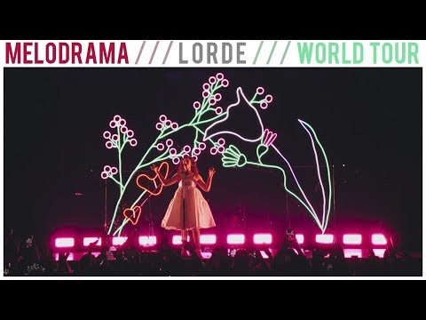 LORDE | MELODRAMA WORLD TOUR | BARCELONA VLOG