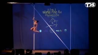 Pole Art Italy 2017   Sheila Verdi