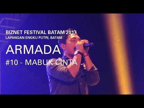 Biznet Festival Batam : Armada - Mabuk Cinta