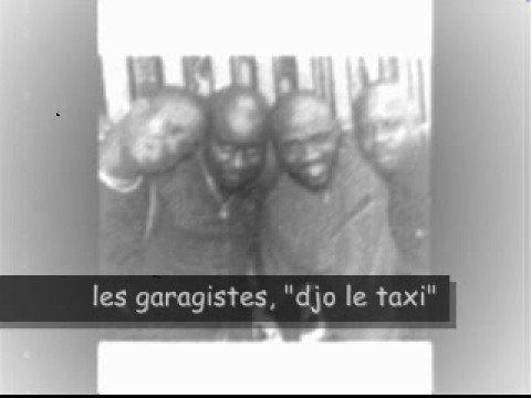 les garagistes,DJO LE TAXI