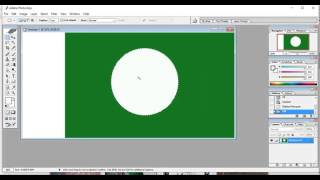 How to Make Pakistani Flag In Adobe Urdu