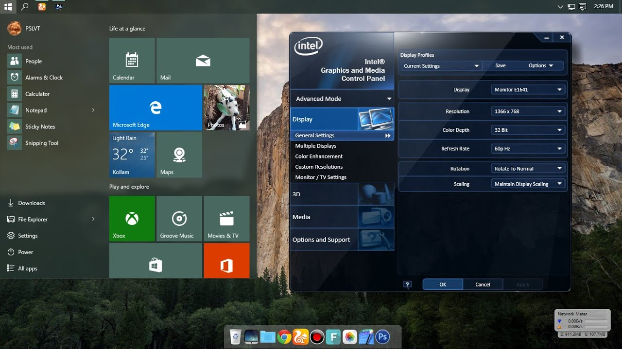 intel hd 4400 driver windows 8