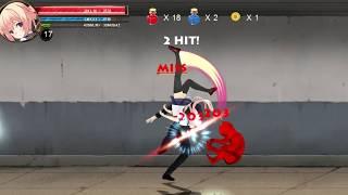 [Ryona] Fighting Girl Mei  Final Boss