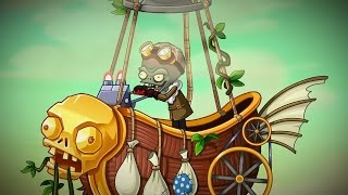 Plants vs Zombies 2 - Lost City Zomboss Music OST