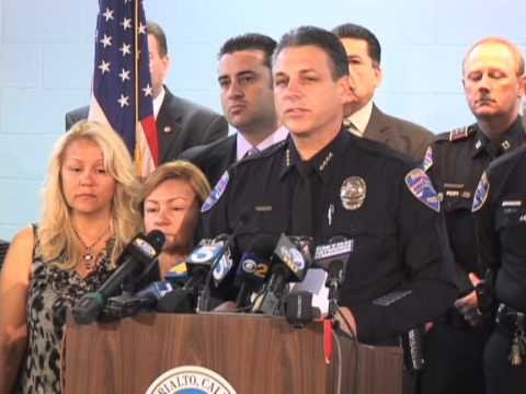 Rialto police make arrest in Taco Bell slaying - YouTube