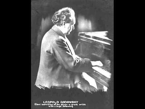 Chopin    Scherzo No 4 in E Major Op 54      Godowsky  Rec 1930