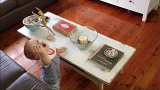 Coffee Table Styling With Toddlers