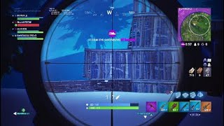 Fortnite highlights 1 trying to get into TBR clan