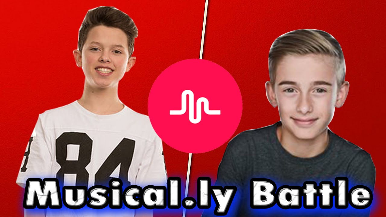 Jacob Sartorius VS Johnny Orlando (Musical.ly Battle