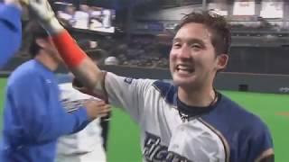 2019年4月25日 北海道日本ハム対東北楽天 試合ダイジェスト
