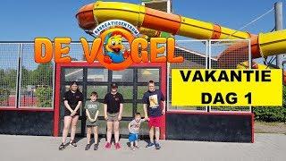 RECREATIECENTRUM DE VOGEL - Familie Vloggers #215