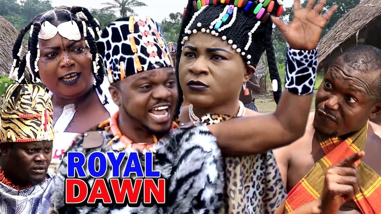 Download ROYAL DAWN Season 6 - Ken Erics/Destiny Etiko New Movie 2019 Latest Nigerian Nollywood Movie