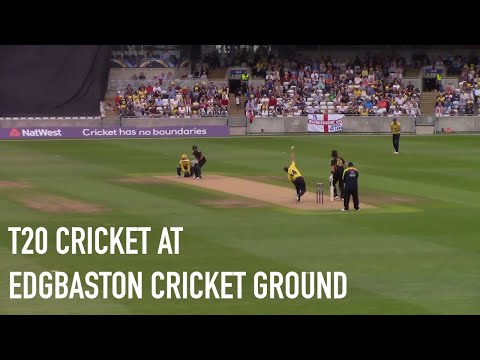 BCU Student Stories: T20 At Edgbaston Cricket Ground