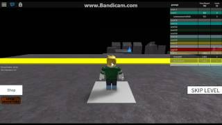 Speed Run 4 Roblox/ Gus el PRO con Wiz4rd