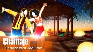 Shakira - Chantaje feat. Maluma (Just Dance Mashup) feat. Scrince