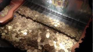 Pirates Treasure pusher - Silja Serenade