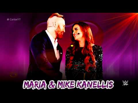"""Mike & Maria Kanellis 1st WWE Theme Song - """"True Love"""" (YT Ripped)"""