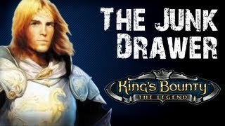 The Junk Drawer: King