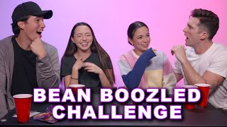 BeanBoozled Challenge w/ Aaron Burriss and John Vaughn - Merrell Twins