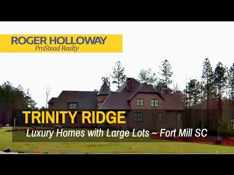 Trinity Ridge Homes for Sale in Fort Mill SC 29715