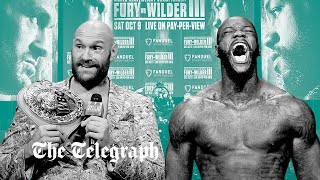 video: How to watch Tyson Fury vs Deontay Wilder 3 fight: live stream and pay-per-view price