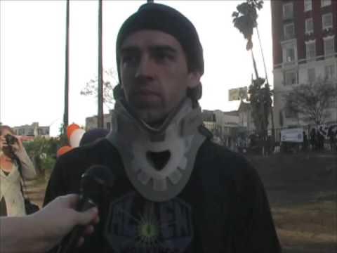 Scott Pfaff  Full   Skate Spot, Los Angeles