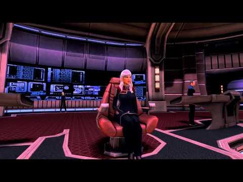 Star Trek Online 3rd Fleet USS Celestrial Launch Trailer