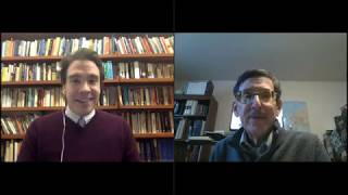 Part 1 - Kinzer Interview about Jerusalem Crucified, Jerusalem Risen