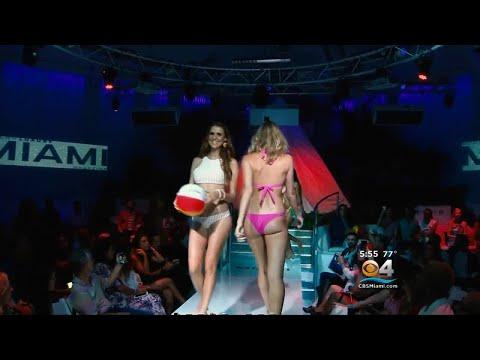 Bikinis & Business: The Skinny On Miami's Swim Week