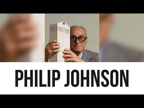 Philip Johnson: Everything you need to know...