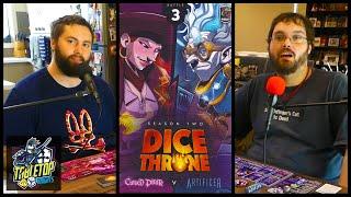 LET'S PLAY - Dice Throne Season 2 - Cursed Pirate VS Artificer