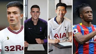 Sonny & Lamela Sign and Links To Jack Grealish & Wilfried Zaha | Spurs Weekly