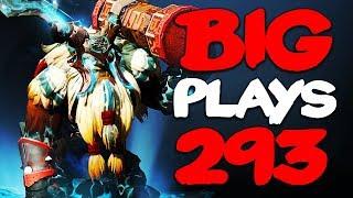 Dota 2 - Big Plays Moments - Ep. 293