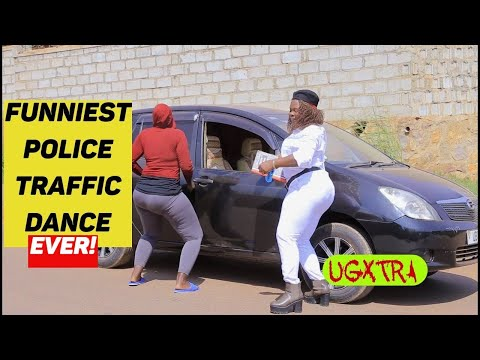 POLICE TRAFFIC DANCE   COAX,DORAH & JUNIOR USHER  New Ugandan Comedy 2019 HD