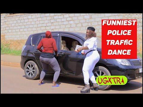 POLICE TRAFFIC DANCE   COAX,DORAH & JUNIOR USHER  New Ugandan Comedy 2019 HD Mp3