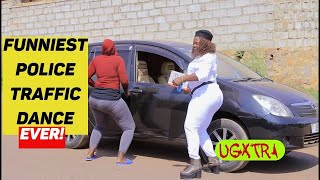 POLICE TRAFFIC DANCE COAX,DORAH & JUNIOR USHER New Ugandan Comedy 2019 HD