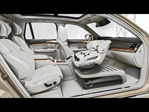 ► Volvo XC90 Excellence - Child Safety Seat concept