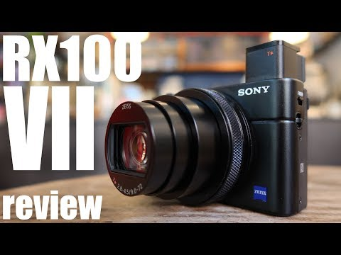 Sony RX100 VII Review - The BEST Pocket Camera, At A Price