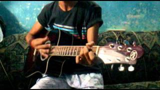 sharab pina sikha diya(nusrat fateh ali khan) guitar cover by sahil sharma..