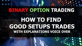 How to predict the candlestick ? Some trades with explanations Part II, Binary Option Trading